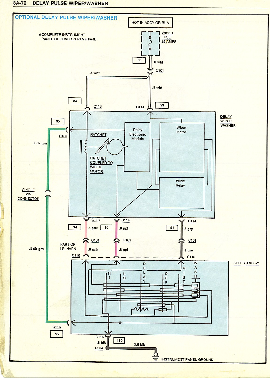 Wiring Diagrams Malibu Power Pack Diagram
