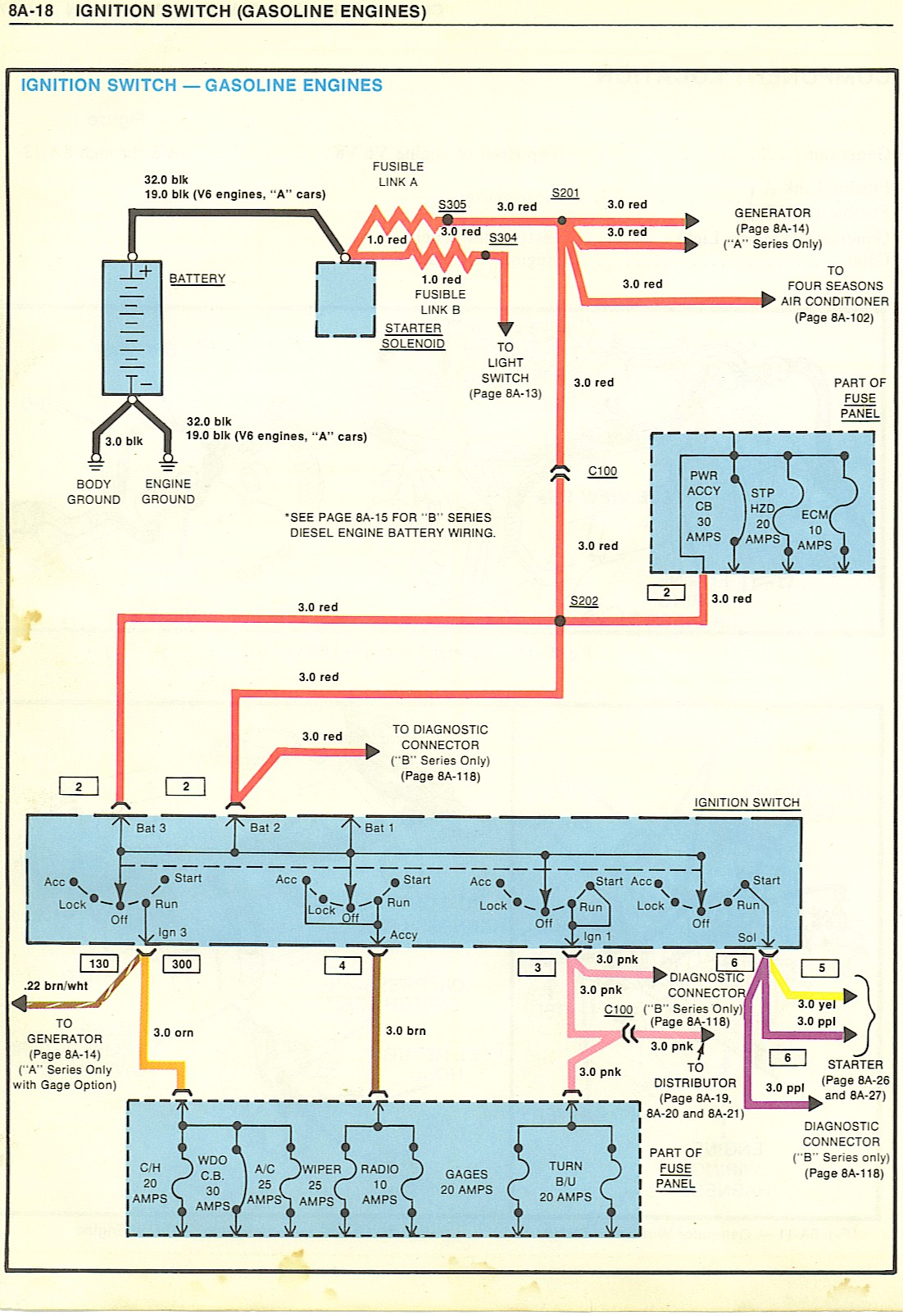 Wiring Diagram Ignition Switch : Wiring diagram for chevelle get free image about